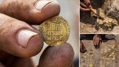 Photo of Izrael, studentët gjejnë 425 monedha floriri