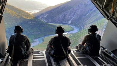 Photo of Pas operacioneve të NATO-s, amerikanët postojnë foton mahnitëse nga Shqipëria