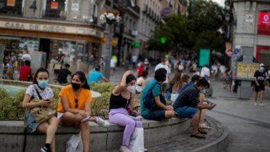 Photo of Madridi kufizon një pjesë të popullatës për shkak të Covid-19