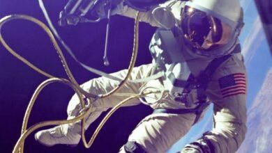 Photo of Astronauti që eci për herë të parë në hapësirë