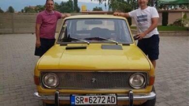 Photo of Nga Maqedonia në Londër me veturë Zastava 101