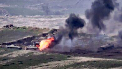Photo of 16 të vrarë në luftimet midis Armenisë dhe Azerbajxhanit