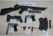 Photo of Pejë, policia ndërhyri në një rast dhunë në familje por gjeti shumë armë