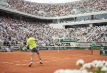 """Photo of """"French Open"""" me numër të caktuar të tifozëve"""