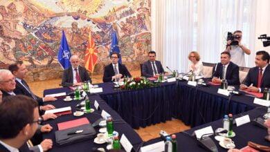 Photo of Pendarovski mbledh Këshillin e Sigurisë