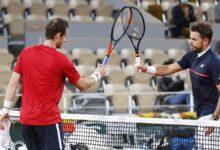 """Photo of Vavrinka """"deklasoi"""" Endi Marej në """"Roland Garros"""""""