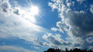 Photo of Moti sot me diell dhe vranësira mesatare, temperatura deri më 25 gradë