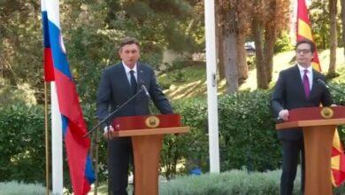 Photo of Pahor: Të mos shtyhet fillimi i negociatave, konferenca ndërqeveritare të mbahet sa më parë