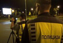 Photo of Sanksionohen 250 vozitës në Shkup, 77 për tejkalim të shpejtësisë