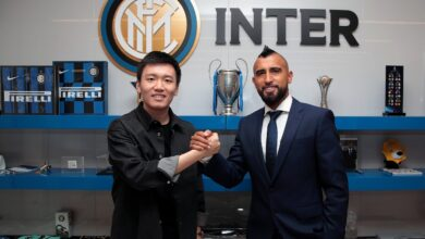 Photo of Zyrtare, Arturo Vidal firmos për Interin