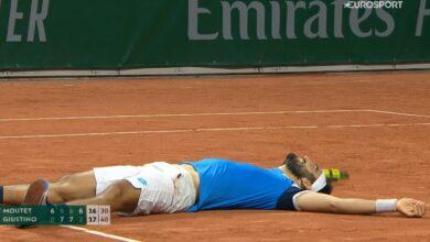 Photo of Xhiustino-Moutet, sfida e dytë me gjatë në tenis