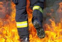 Photo of Zjarr i madh në zonën industriale në Mostar