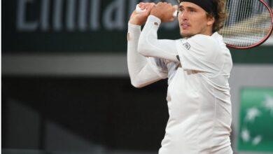 Photo of Zverev, me lehtësi kalon pengesën e parë