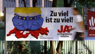 Photo of Zvicra të dielën vendos nëse do të ndalojë lëvizjen e lirë me BE-në