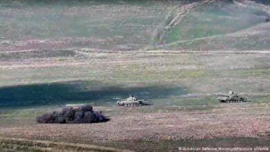 Photo of Armeni-Azerbajxhan, rindizet ashpër konflikti ushtarak