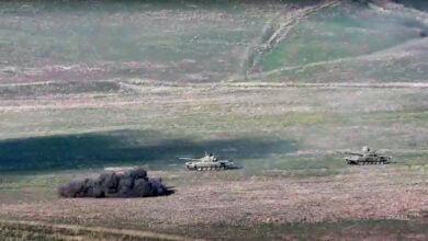 Photo of Vazhdon konflikti mes Armenisë dhe Azerbajxhanit për Nagorno-Karabah