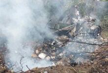 Photo of (Foto) Rrëzohet një aeroplan ushtarak në Serbi