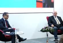 """Photo of Gazetarët vetëm """"dekor"""" në takimin mes biznesmenëve dhe Besimit"""