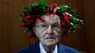 Photo of 96-vjeçari, studenti më i vjetër i Italisë