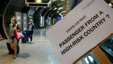 """Photo of Gjysma e BE-së futet në """"listën e kuqe"""": Hiqni dorë nga udhëtimet"""