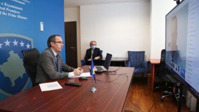 Photo of Hoti njofton ambasadorët për dialogun Kosovë-Serbi