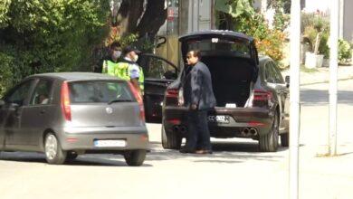 Photo of Shtëpia e Jankullovskës rrethohet nga policia, kontrollohen edhe veturat e ambasadave