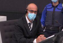 Photo of Sali Mustafa para Gjykatës së Posaçme të Kosovës për krime lufte