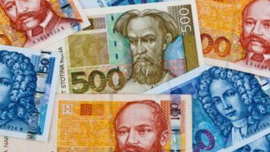 Photo of Paga mesatare në Kroaci mbi 890 euro: Kush fiton më shumë?