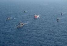 Photo of Greqia dhe Turqia anulojnë stërvitjet ushtarake në Mesdheun Lindor