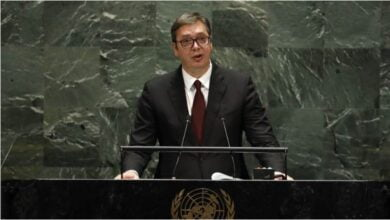 Photo of Vuçiq në OKB: Serbia nuk do të pranojë poshtërime në çështjen e Kosovës