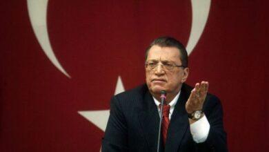 Photo of Vdes ish-kryeministri turk, Mesut Yilmaz