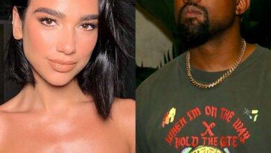 Photo of Ligji i tërheqjes, u publikua bashkëpunimi sekret i Kanye West dhe Dua Lipës