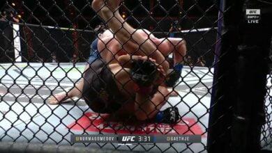 Photo of Khabib mposht në ring Justin, ky është luftimi i tij i fundit në këtë sport