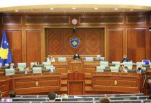 Photo of Kosovë, dështon miratimi i Projektligjit për Mbrojtjen e Vlerave të Luftës së UÇK-së