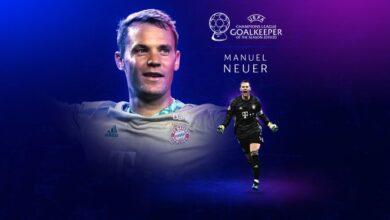Photo of UEFA: Nojer dhe Kimih, fitues të çmimeve