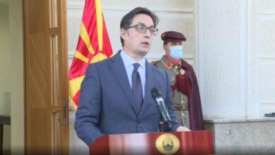 Photo of Pendarovski me apel deri tek qytetarët: Situata është serioze, respektoni masat dhe protokollet