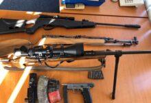 Photo of Sekuestrohen shumë armë në Suharekë, arrestohet një person