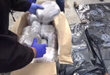 Photo of Policia kap mbi 100 kg hashash, arrestohen tre persona