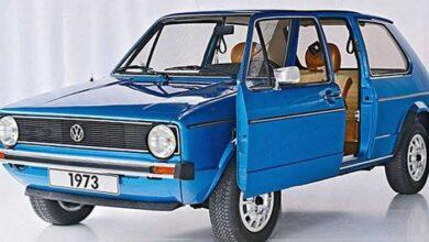 Photo of Golf I me dyer të posaçme, prodhuar nga vetë Volkswagen