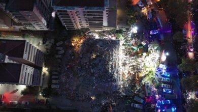 Photo of Tërmeti në Izmir, shkon në 37 numri i viktimave
