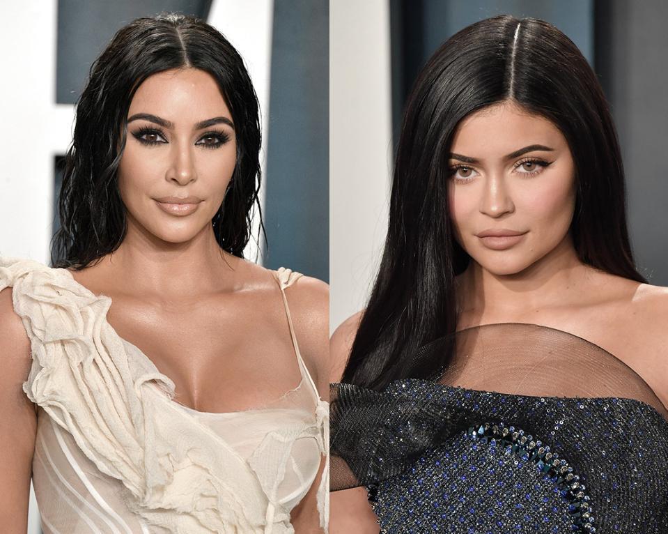 Photo of Kim Kardashian është zyrtarisht më e pasur se Kylie Jenner