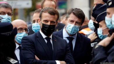 Photo of Macron pas sulmit në Nicë: E gjithë Franca u sulmua