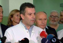 Photo of Jep dorëheqje drejtori i Klinikës Ortopedike, Viktor Kamnar