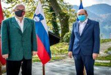Photo of Kryeministri i Shqipërisë Rama takon homolgun slloven