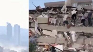 Photo of Izmiri goditet nga një tërmet prej 6.9 shkallëve
