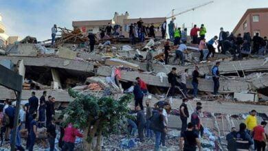Photo of Shkon në 12 numri i viktimave nga tërmeti në  Turqi, mbi 420 të lënduar