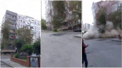 Photo of Tërmeti në Turqi: Pallati shembet plotësisht, rrugët e Izmirit mbushen me ujë