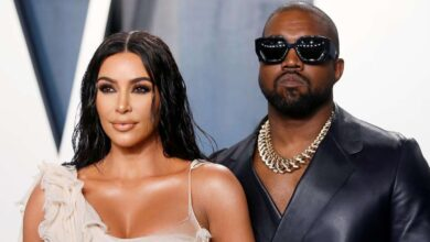 Kim Kardashian&Kanye West