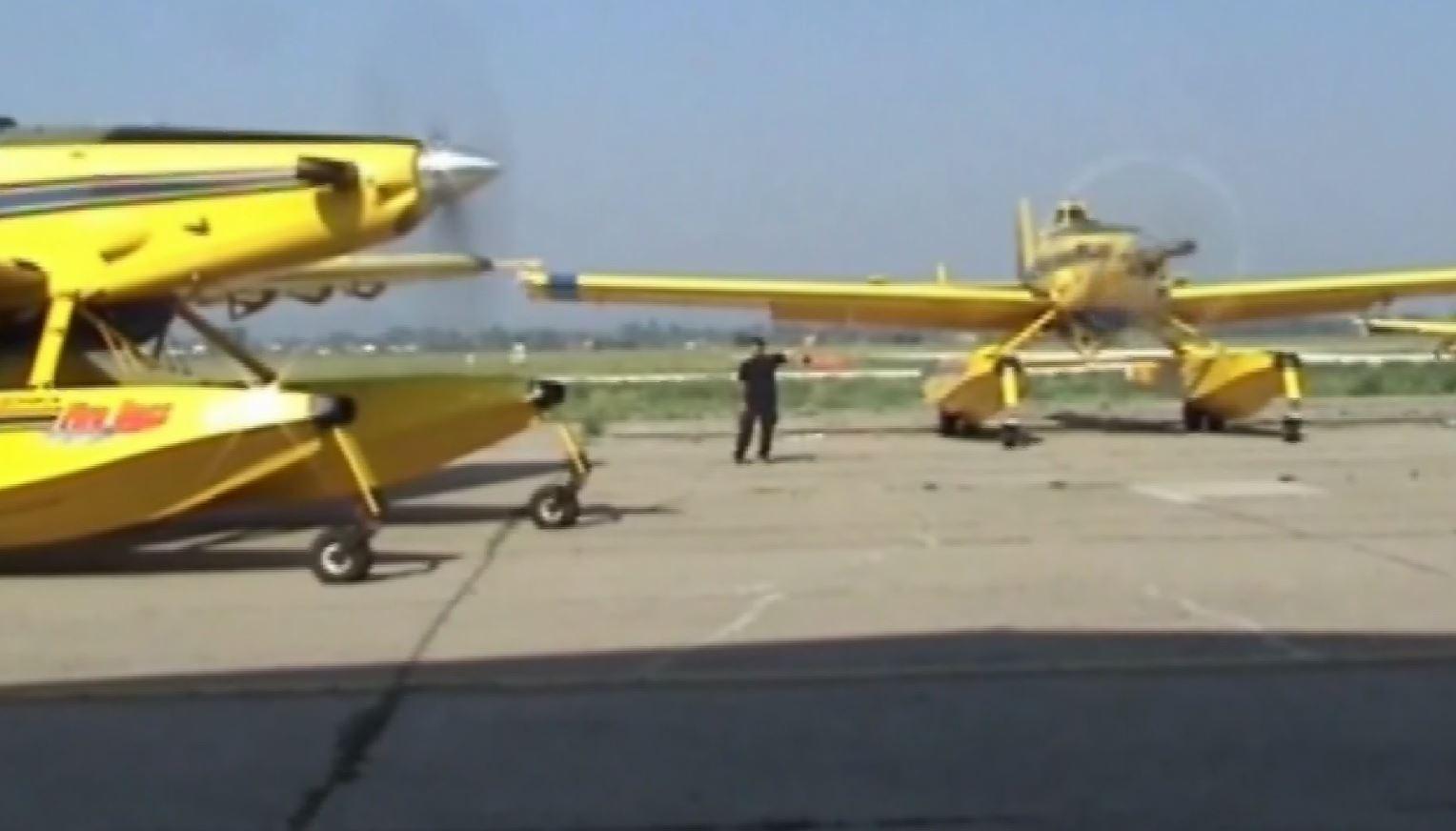 Rreziku nga zjarret  avionët në Maqedoninë e Veriut janë jashtë funksioni